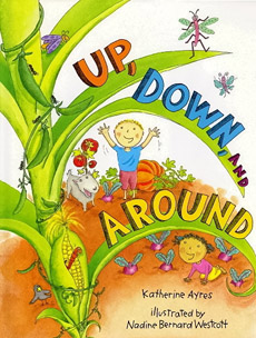 Up, Down, and Around book cover